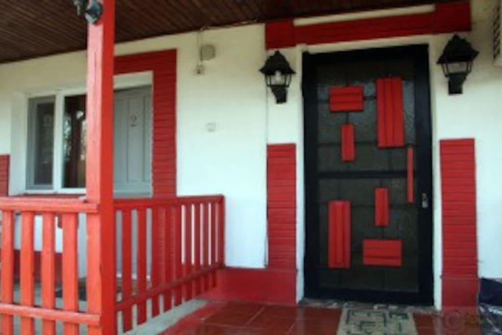 cantina entrance