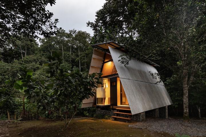 Refugio Huaira, camino a Manabí