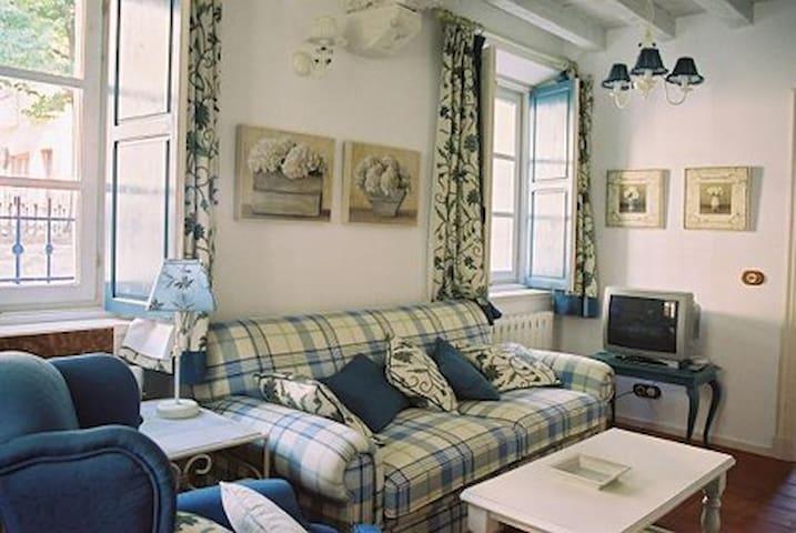 """Apartamento """"Las Nieves"""" - Miraflores de la Sierra - Lägenhet"""
