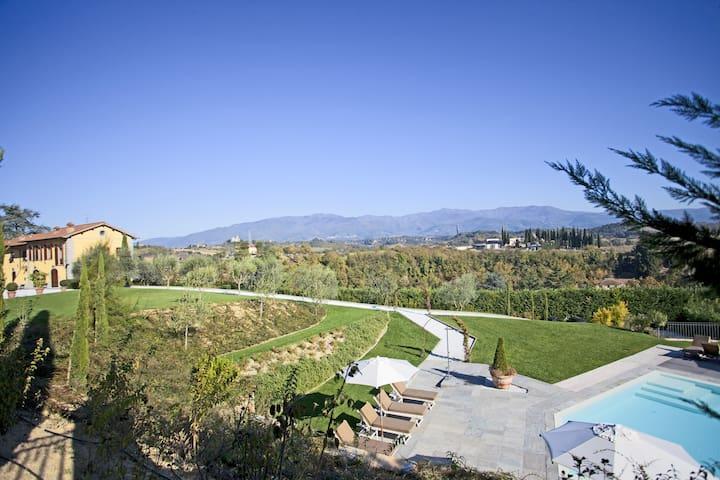 Villa Belvedere- Tulipano 2+2 - Figline e Incisa Valdarno  - Appartement