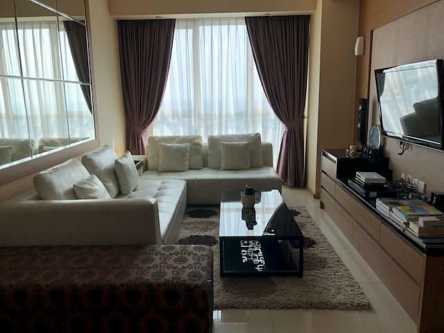 Lovely Gandaria Heights Apartment