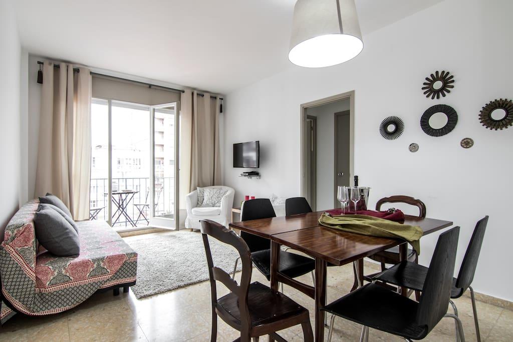 L 39 auditori appartamenti in affitto a barcellona for Appartamenti barcellona affitto economici