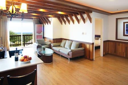 유티에스빌리지 디럭스 패밀리(43평)애월읍/방2침대4,욕실2주방 - Aewol-eup, Jeju-si