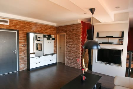 Located in the heart of Kazanlak - Appartement