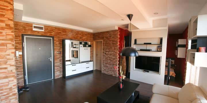 Located in the heart of Kazanlak