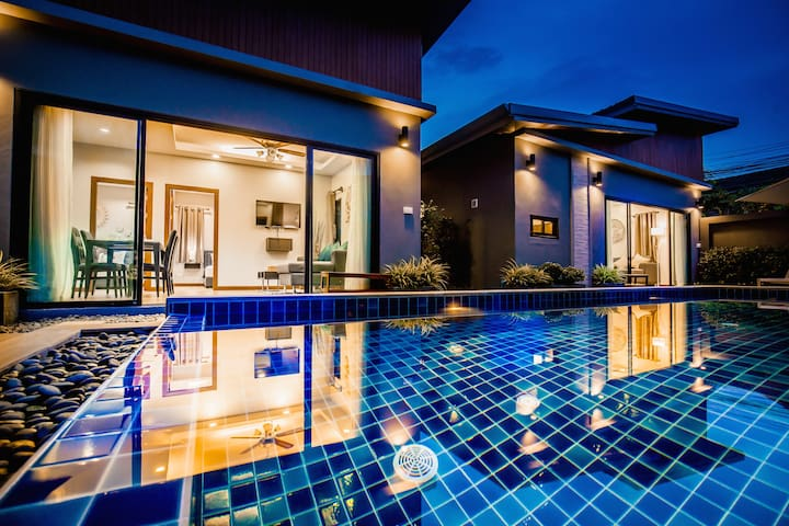 Private Pool Villa 8 persons 23 day