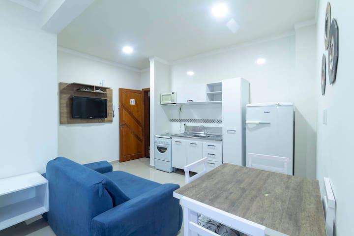 Aluguel Apartamento Studio 13 Monoamb 4 pessoas Bombas/SC