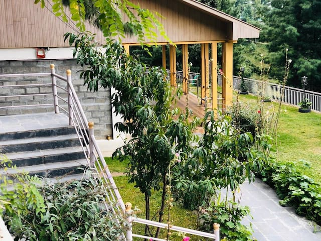 Shimla Resorts and Rest House Nathiagali(Excutive)