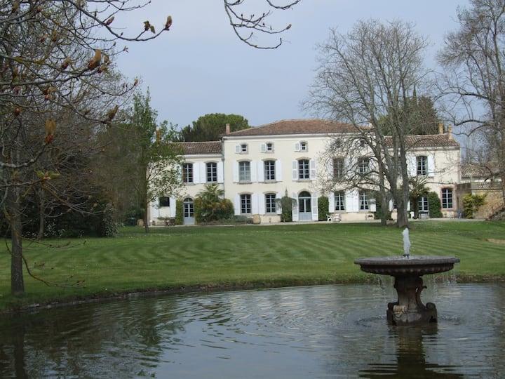 Domaine de La Prade - East Wing