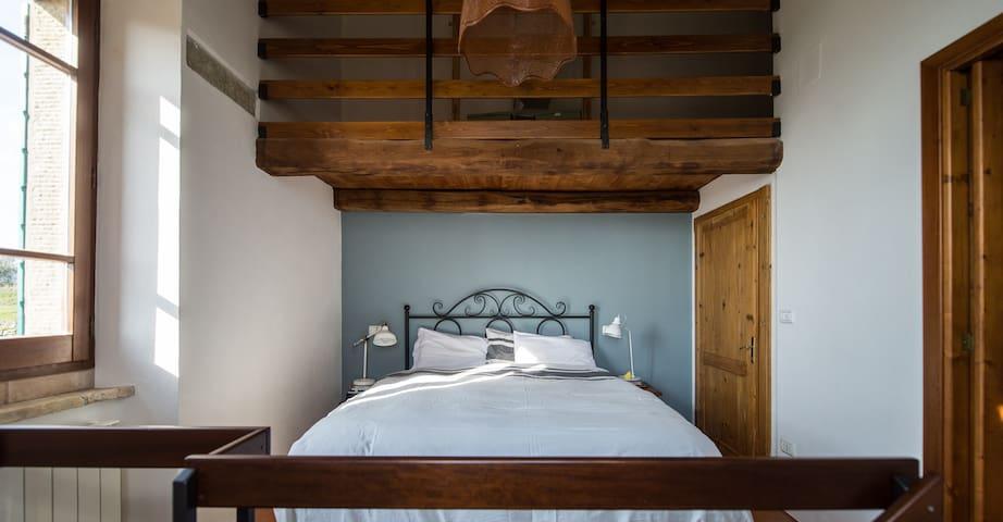 Casale con vista sul Lago Trasimeno - Passignano Sul Trasimeno - บ้าน