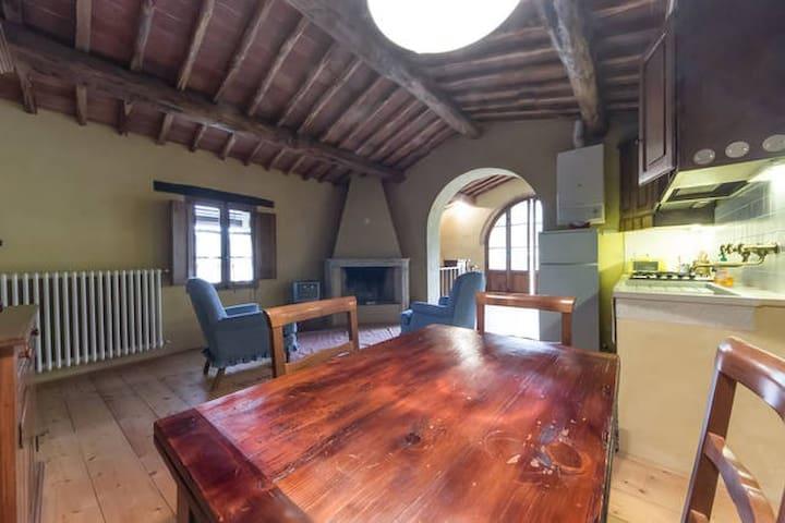 Casa Nel Chianti Senese Con Piscina - Province of Siena - 一軒家