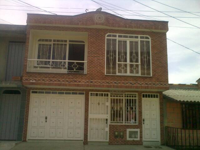 armenia colombia and all its beauty - La Tebaida - House
