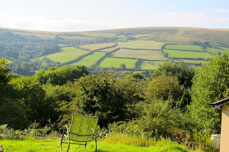 Beautiful Dartmoor Home Fantastic views Sleeps 6 - Widecombe in the Moor - Haus
