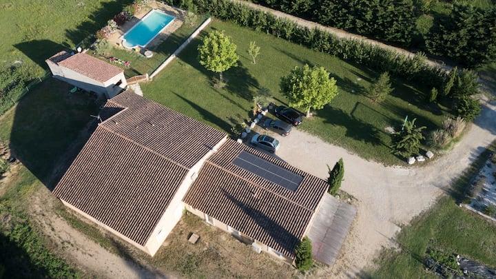 Ghesthouse in Provence between Alpilles-Avignon