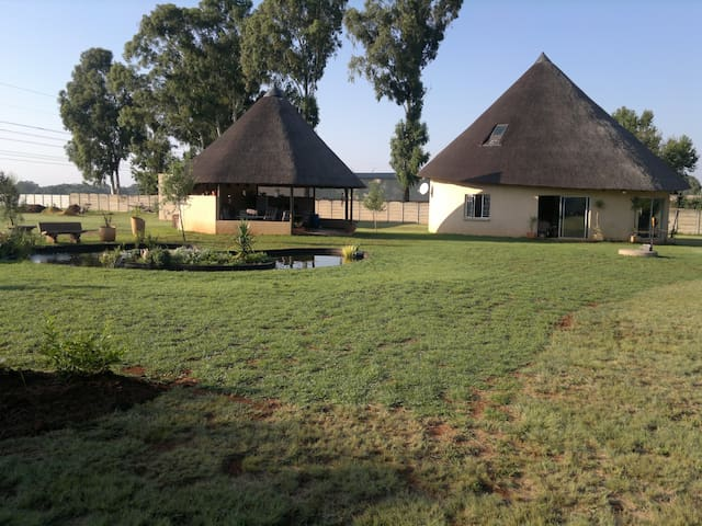 Country Small Farm. - Benoni - Huis