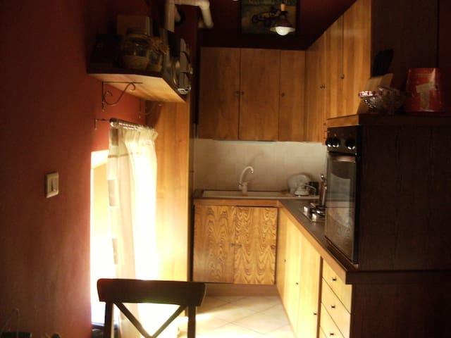 appartameto soppalcato in residence - Ranzanico Lago - Outros