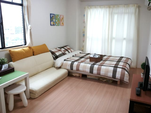 GD VIEW, LOCATION,COMFORT Apartment - Osaka