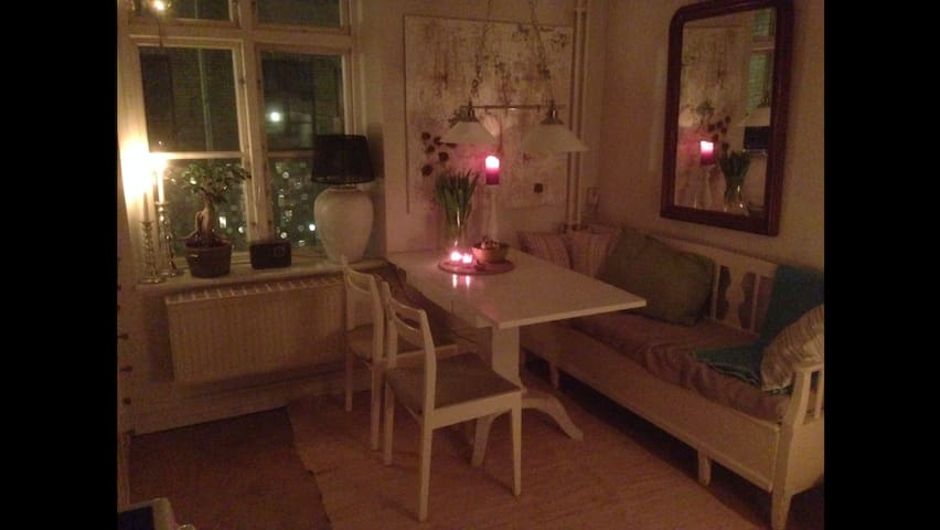 Cozy apartment in Haga - Gothenburg - Apartment