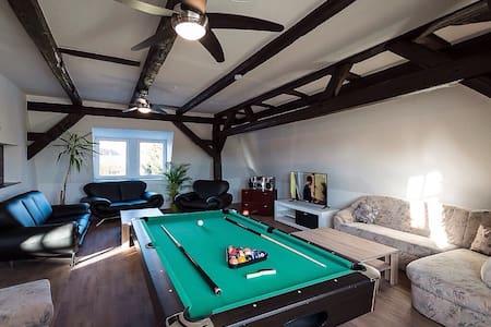 Komfortable Maisonettewohnung 130m² mit Garten - Hoyerswerda