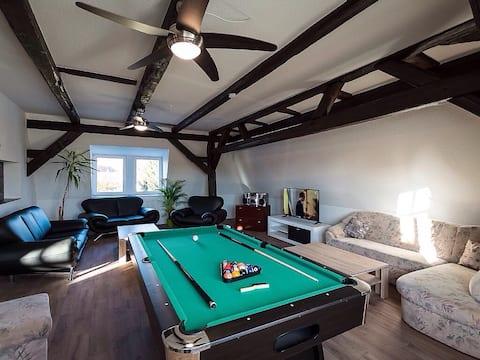 Komfortable Maisonettewohnung 130m² im Seenland