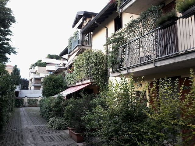 Flat in Saronno, close to Milan, Como, MXP Airport