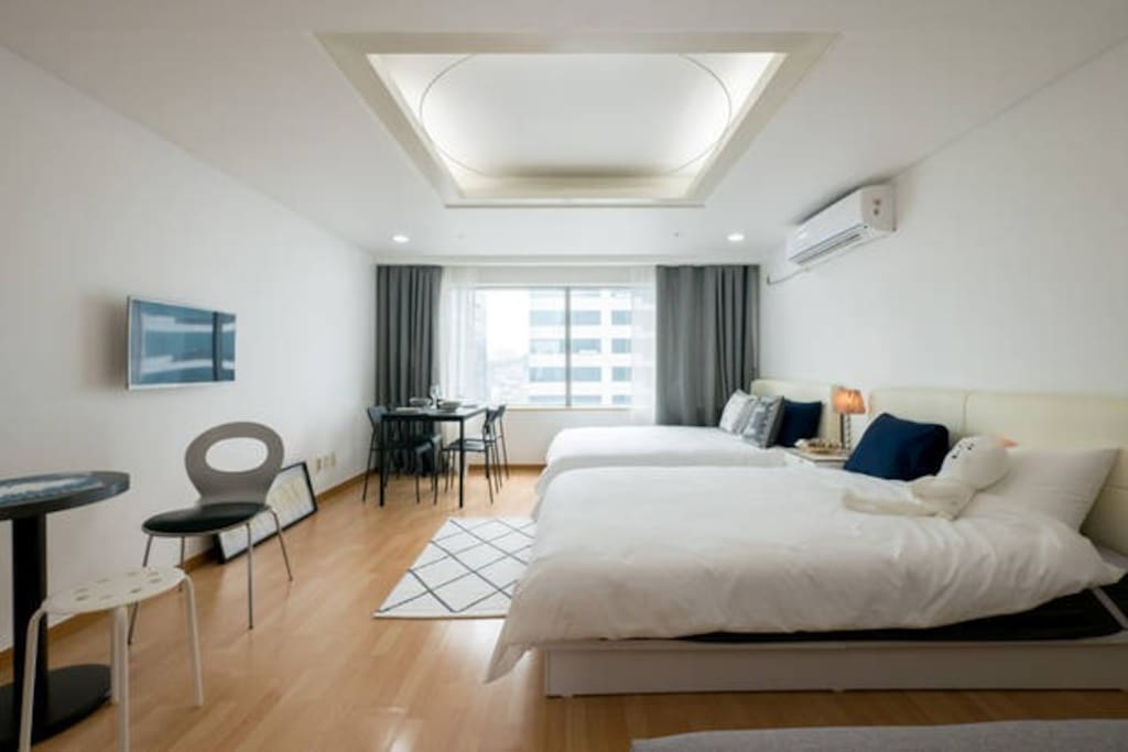 ★hongdae 1min★best Location★中文★ Apartments For Rent In