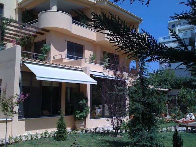 Rooms(4), Near Beaches, Private Pool, Pure Luxury! - Voula - Bed & Breakfast