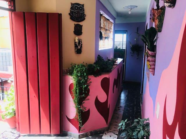 Hostel Trinidad Iksal room 1
