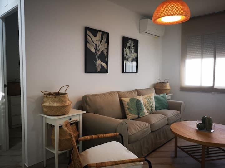 Fantástico apartamento en Matalascañas