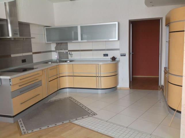 Двухспальные апартаменты - Novosibirsk