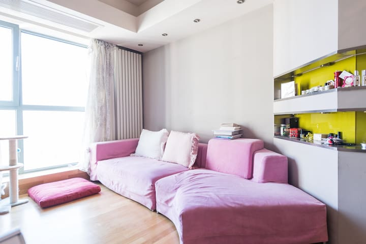 Beijing City Center One Bedroom Cozy Apartment - Dongcheng Qu - Wohnung