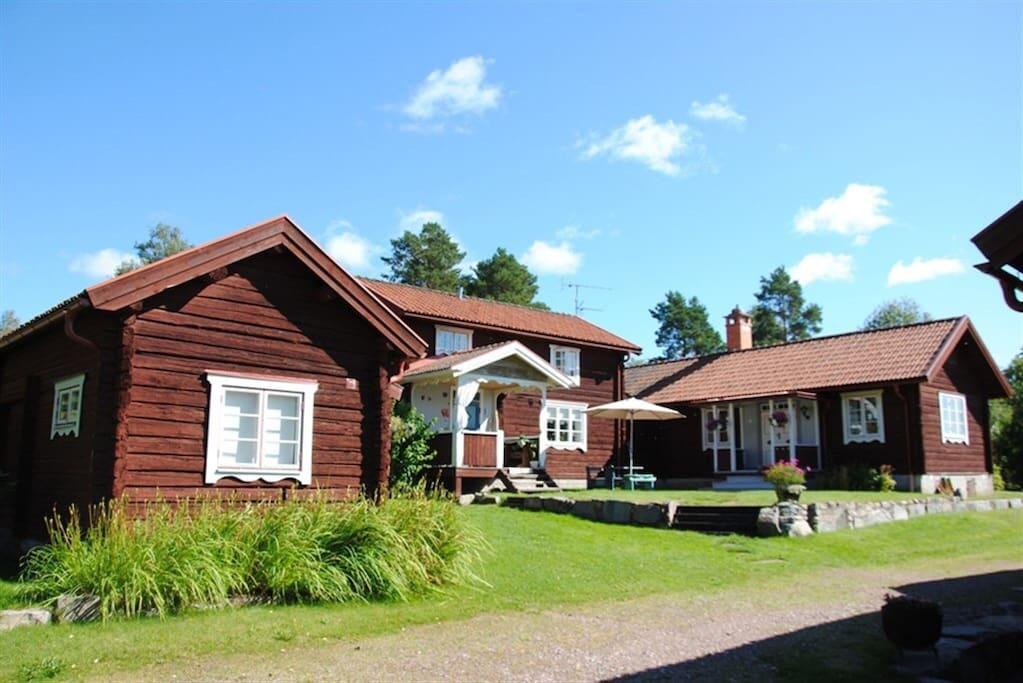 Ekgården - the pearl of Dalarna