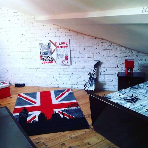 maison moderne et chaleureuse - Batzendorf