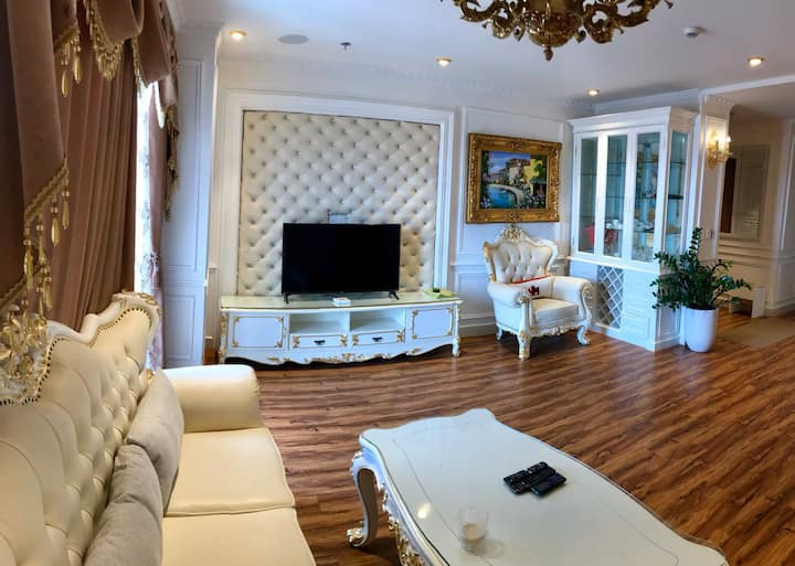 Khanh Phong SHP 3 Bedroom Neoclassical style.