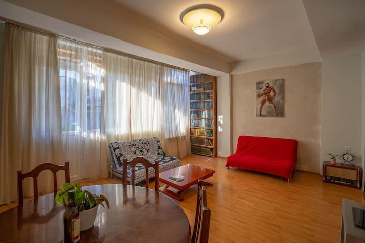 Entire Apartment In The Park Near Metro Delisi