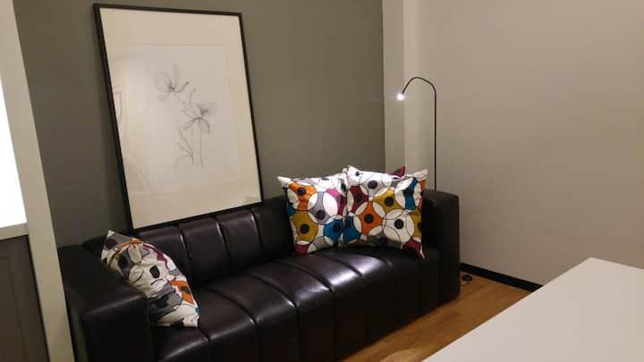 Kaohsiung Living O3 Loft Suite#Double room