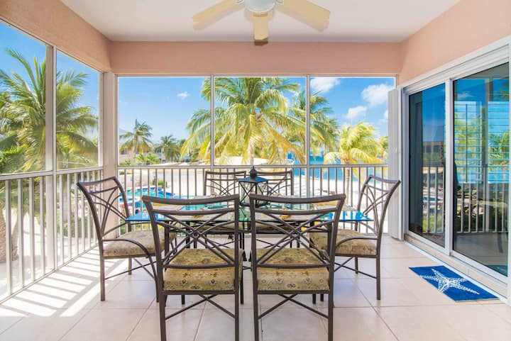 Tropical Kai Beachfront Condo at Kaibo Yacht Club