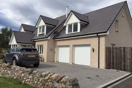 Owl House - Upper Lochton - Apartament