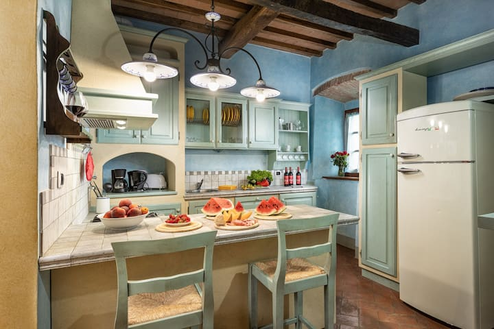 Rent lovely Chianti's apartment!