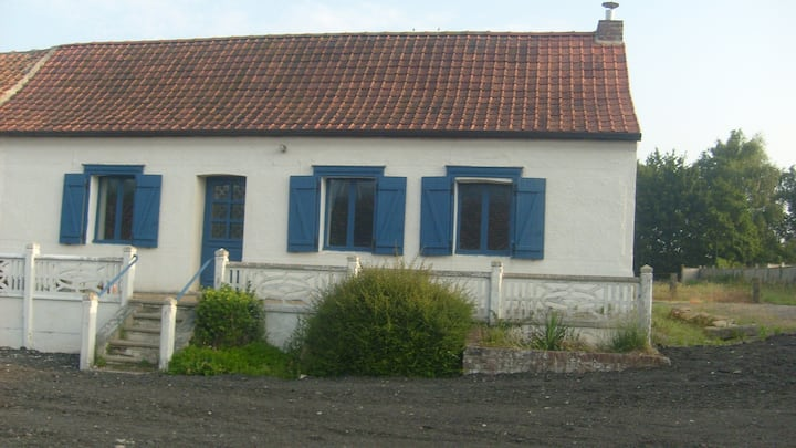 maison de 1740 renovee