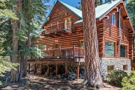 2 Bedrooms with Private entrance & bath - Tahoe Vista - Cabin