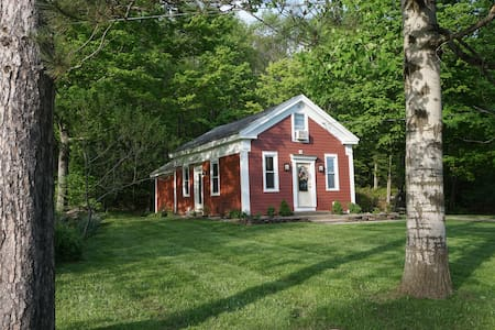 ⭐A Secluded Schoolhouse Stay⭐