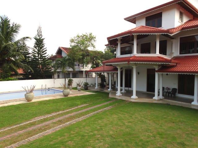 Dutch Palm Villa Negombo