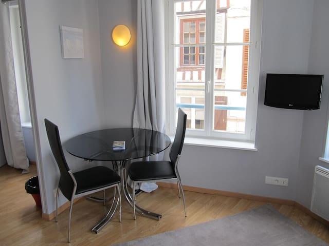 studio Louna - Honfleur - Byt