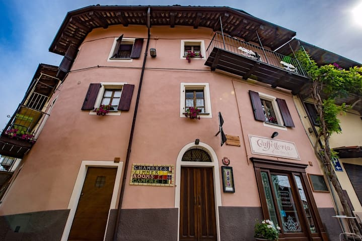 B&B  Dimora San Sebastiano - Neive - Cardino room