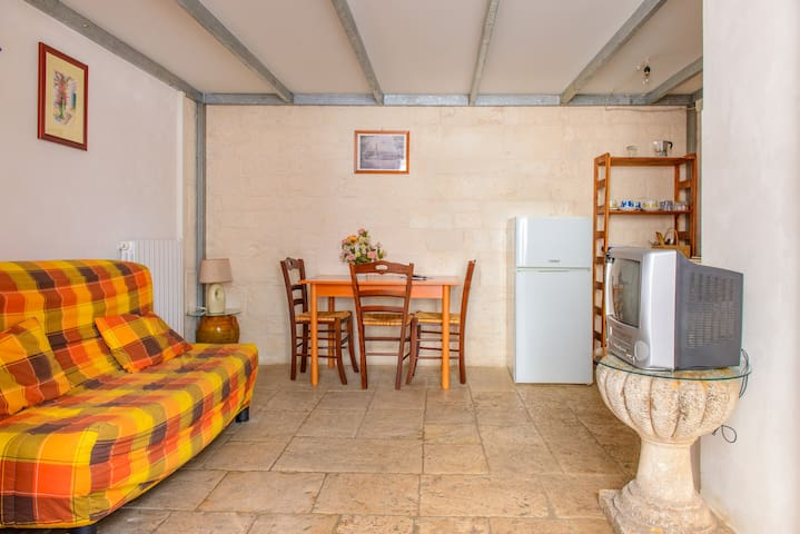 "Holiday in a wonderful ""Masseria"" - Marina di Ostuni - Apartamento"