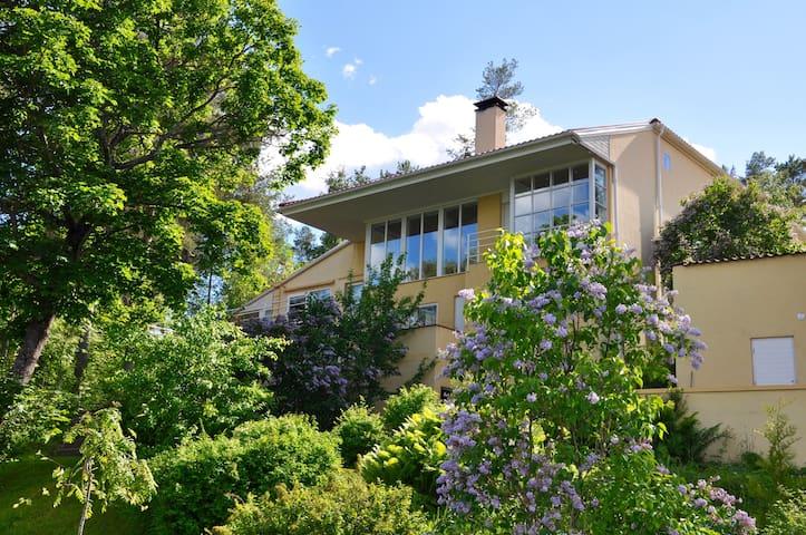 House by the lake. Talo rannalla - Kuopio - Huis