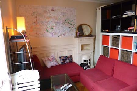 Flat Inn Paris well connected - París