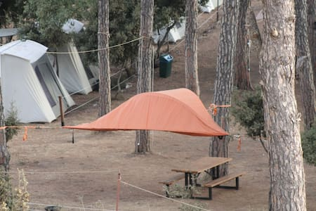 Flying Tent - Zaraaoun
