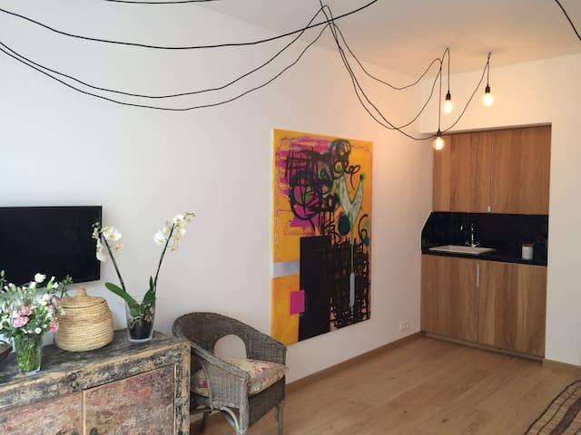 New Studio Louise - EU - Saint-Gilles - Flat